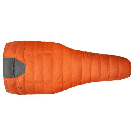 Sierra Designs 35°F Backcountry Quilt 2-Season Down Sleeping Bag - 600 Fill Power