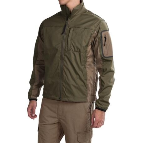 Browning Black Label Tracer Soft Shell Jacket (For Big Men)