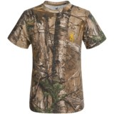 Browning Wasatch Cotton Shirt - Short Sleeve (For Big Kids)