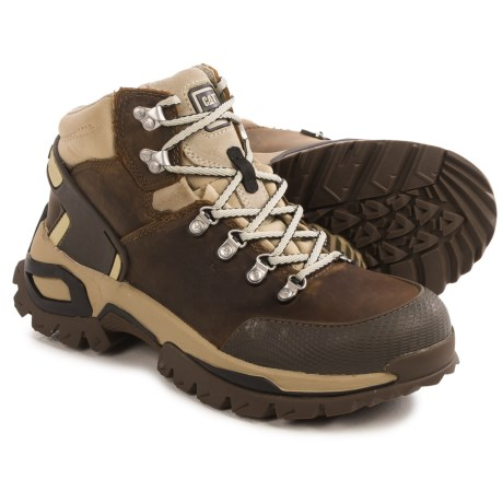Caterpillar Antidote Hi Work Boots - Steel Toe (For Men)