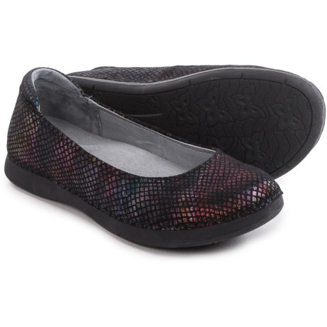 Alegria Petal Ballet Flats - Leather (For Women)