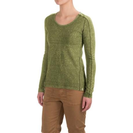 Gramicci Begonia Shirt - Organic Cotton, Long Sleeve (For Women)