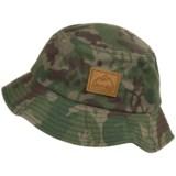 Gramicci Running Man Camo Bucket Hat (For Men)