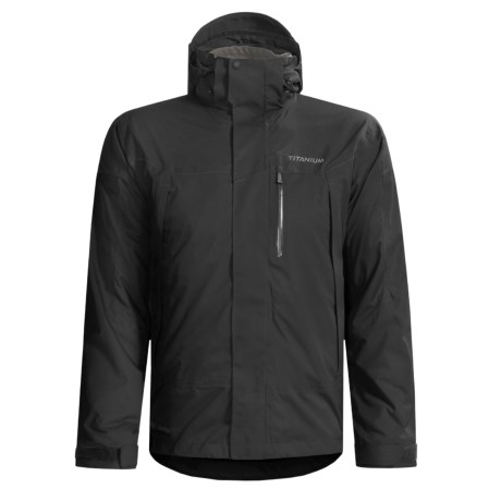 Columbia Sportswear Lhotse Omni-Heat® Mountain Parka - Waterproof, 3-in-1 (For Men)