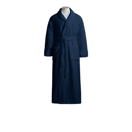 Specially made Turkish Cotton Terry Robe - Closeouts (For Men)