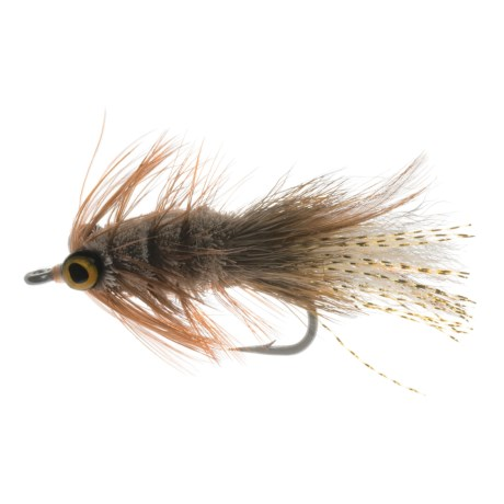 Wetfly Chernobyl Crab Fly - Salmon-Steelhead, (12)
