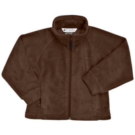 Columbia Sportswear Benton Springs Jacket - Fleece (For Youth)