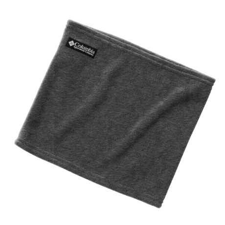 Columbia Sportswear Neck Gaiter - Fleece (For Men and Women)