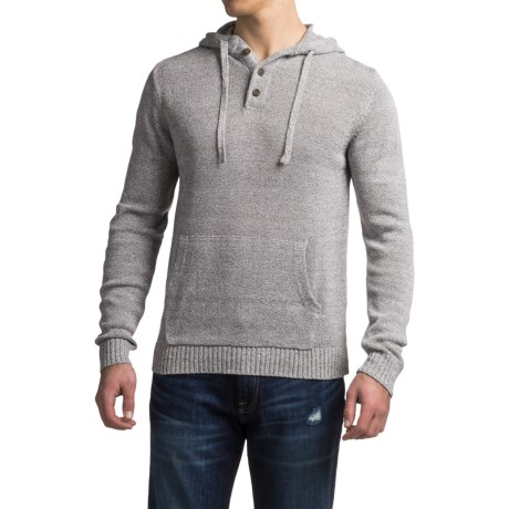 Gramicci Out and About Hooded Sweater - Organic Cotton (For Men)