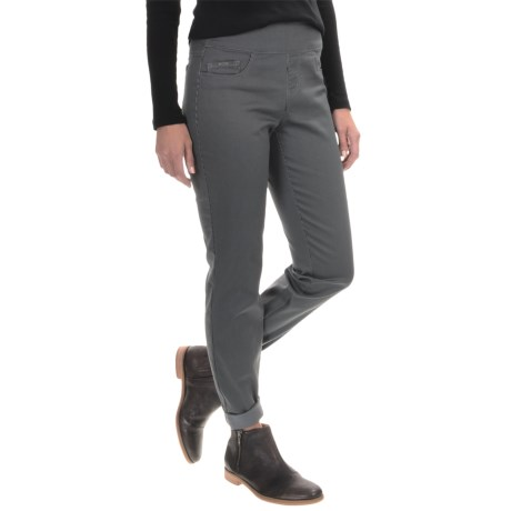 FDJ French Dressing Pinstripe Slim Super Jeggings (For Women)