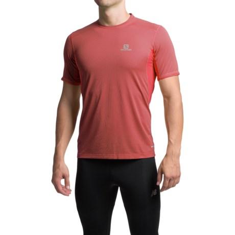 Salomon Trail Runner Shirt - Short Sleeve (For Men)