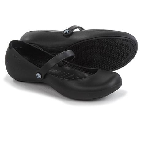 Crocs Alice Work Shoes - Slip-Ons (For Women)