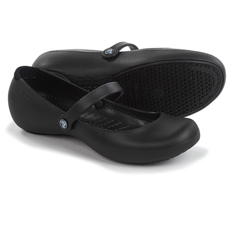 Crocs Alice Work Shoes - Slip-Ons (For Women)