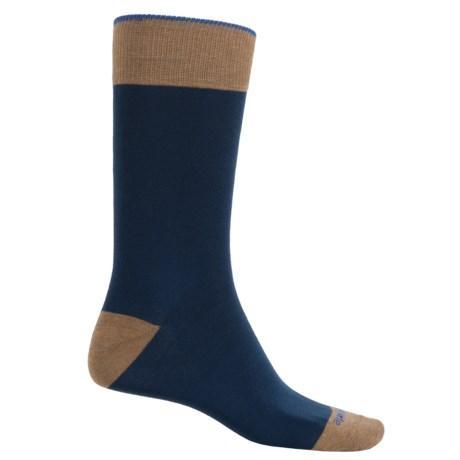 Etiquette Solid Socks - Crew (For Men)