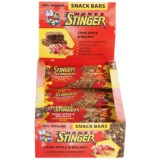 Honey Stinger Cran-apple and Walnut Snack Bars - Box of 15 Bars