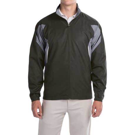 Two-Tone Active Jacket (For Men)