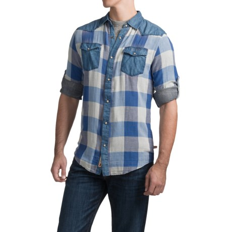 Dakota Grizzly Cade Shirt - Fully Lined, Long Sleeve (For Men)