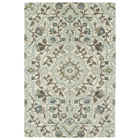 Kaleen Middleton Accent Rug - 3x5', Hand-Tufted Wool