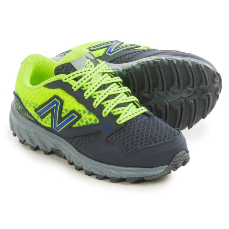 New Balance KT690 Trail Running Shoes (For Little and Big Kids)