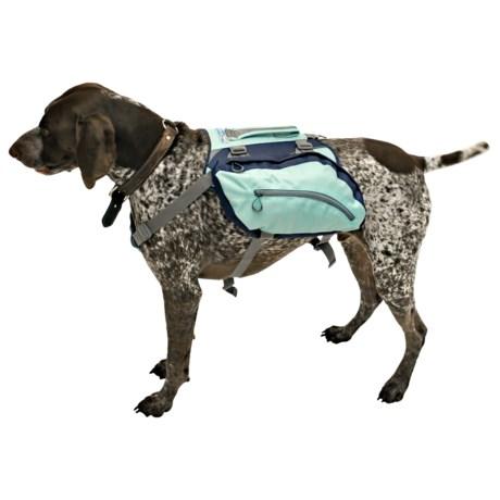 Kurgo Big Baxter Dog Pack - 50-110 lb.
