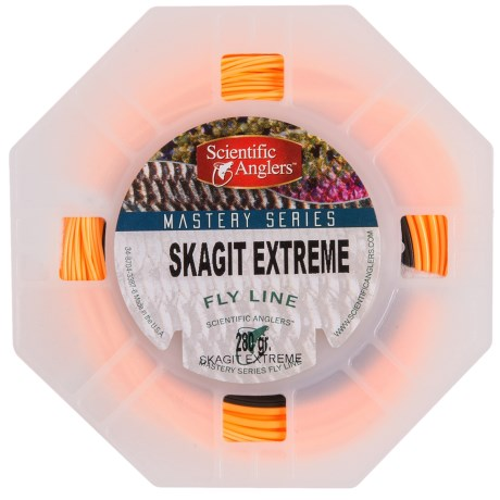 Scientific Angler Skagit Extreme Fly Line - Integrated Sinking Tip
