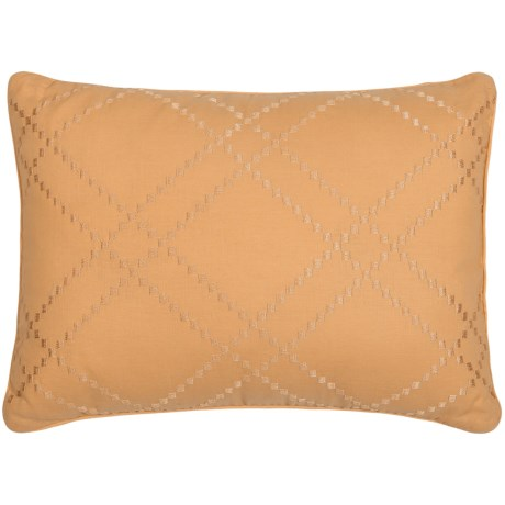 """Tommy Bahama Daintree Embroidered Throw Pillow - 12x16"""""""