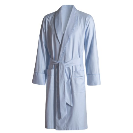 Savile Collection by Derek Rose Robe - Cotton (For Men)
