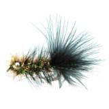 Black's Flies Black's Flies Crystal Bugger Fly - Dozen, Streamer