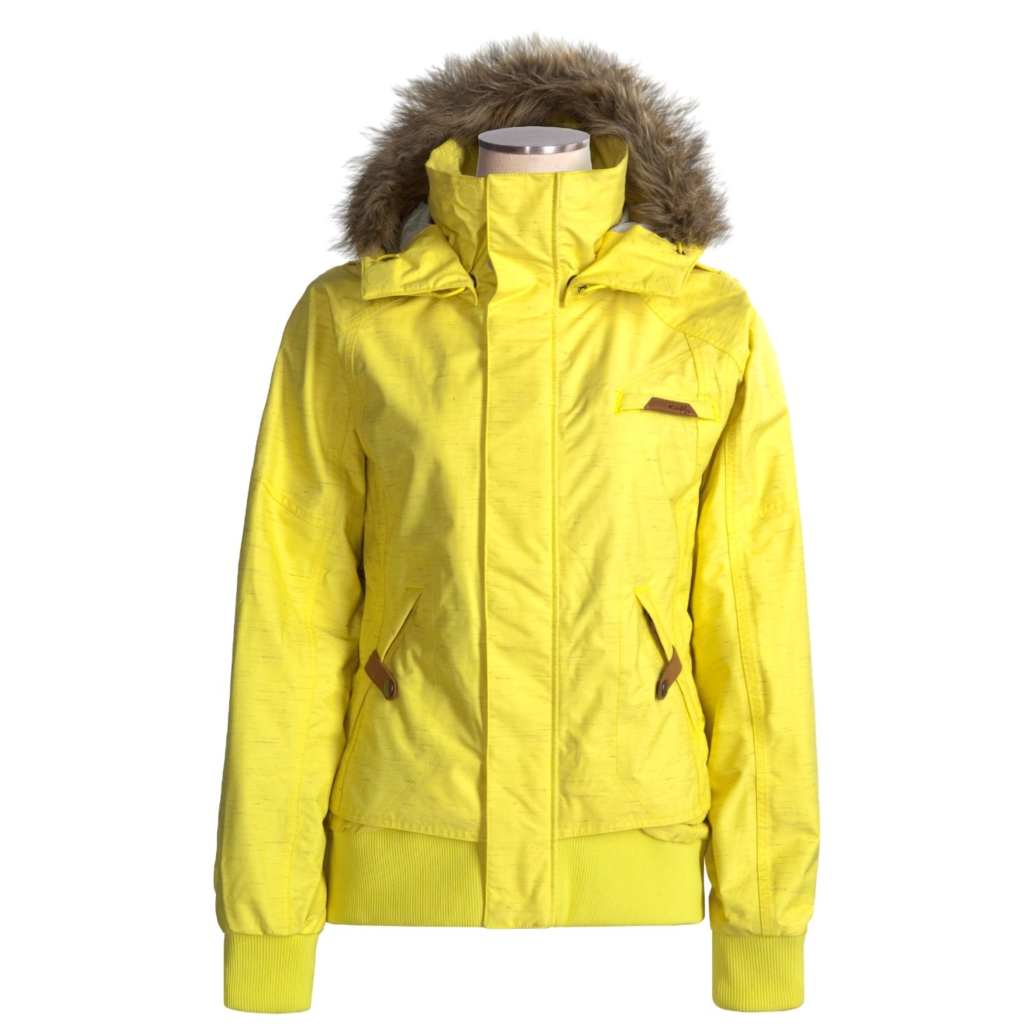 Oakley snow bomber jacket for women m save