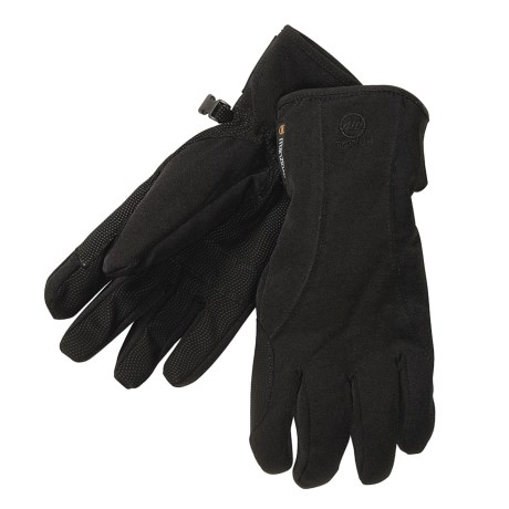 Manzella Suburban Gloves - Soft Shell, Insulated (For Men)
