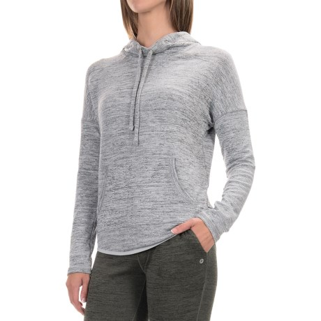 90 Degree by Reflex High-Low Hoodie (For Women)