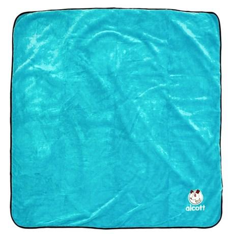 """alcott Mariner Fleece Dog Beach Blanket - Waterproof, 50x50"""""""