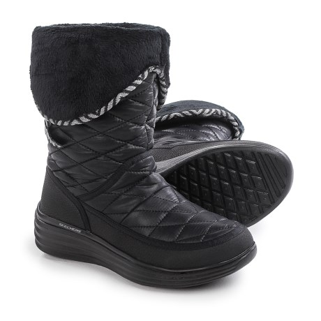 Skechers Halo Ring Winter Boots (For Women)