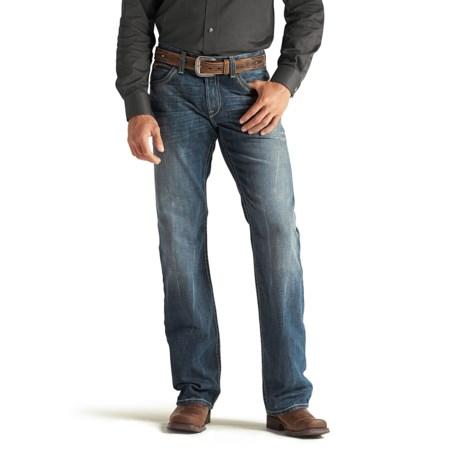 Ariat M4 Cliffhanger Tornado Jeans - Low Rise, Bootcut (For Men)
