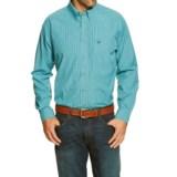 Ariat Aberdeen High-Performance Plaid Shirt - Long Sleeve (For Men and Tall Men)