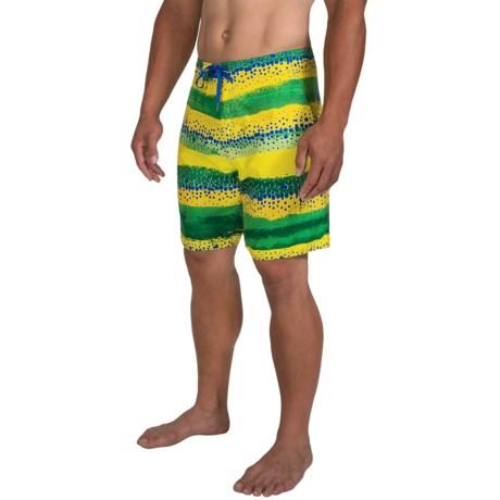 AFTCO Do-Ray-Me Dorado Boardshorts (For Men)