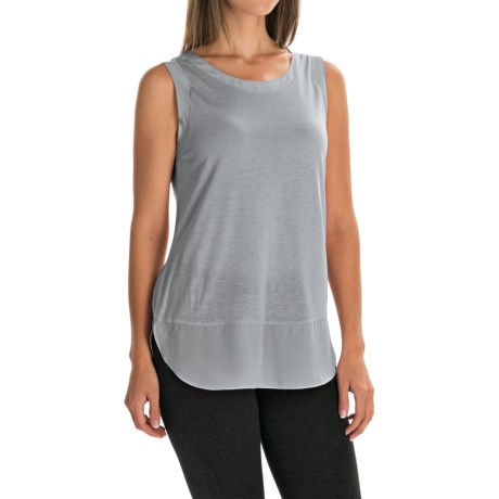 Specially made Chiffon Trim Tank Top (For Women)