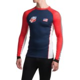 Helly Hansen Warm Ice Base Layer Top - Crew Neck, Long Sleeve (For Men)
