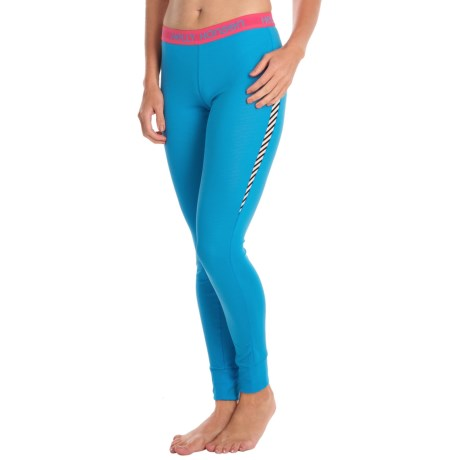 Helly Hansen Active Flow Base Layer Bottoms (For Women)