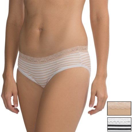 St. Eve Hipster Panties - 3-Pack, Stretch Cotton (For Women)