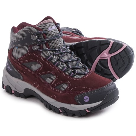 Hi-Tec Logan Mid Hiking Boots - Waterproof (For Women)