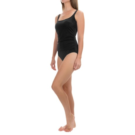 Jantzen Wrap Front One-Piece Swimsuit (For Women)