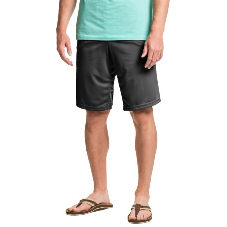 Life is good® Square Knit Beach Shorts (For Men)