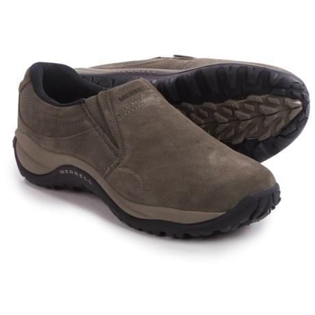 Merrell Reflex Coast Moc Shoes - Leather, Slip-Ons (For Men)