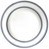 "Jay Companies Stoneware Dinner Plates - 10"", Set of 4"