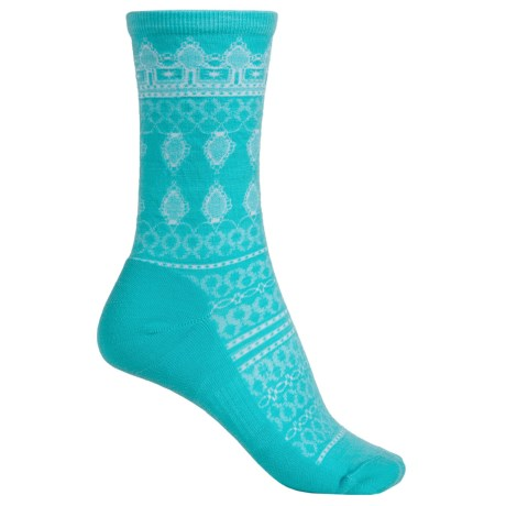 SmartWool Lacet Socks - Merino Wool, Crew (For Women)