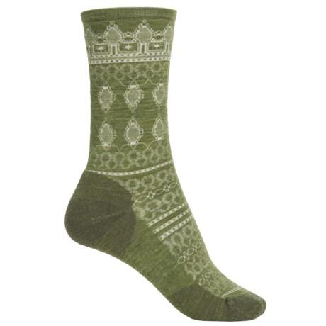 SmartWool Lacet Socks - Merino Wool, Crew (For Women)