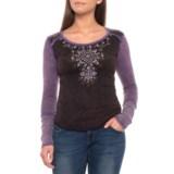 Panhandle Aztec Shirt - Long Sleeve (For Women)
