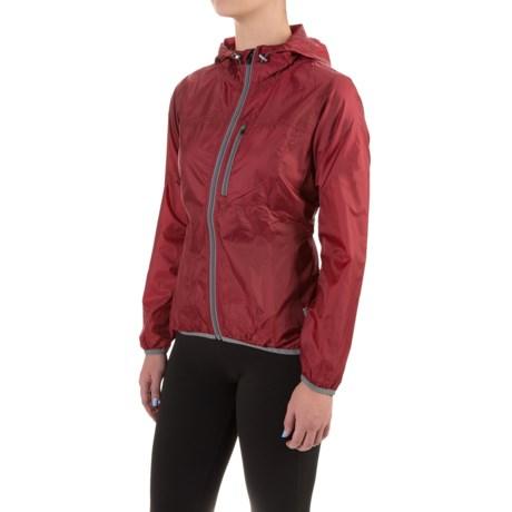 Club Ride Cross-Wind Cycling Jacket (For Women)