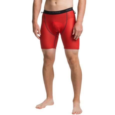 Club Ride Woodchuck Liner Bike Shorts (For Men)